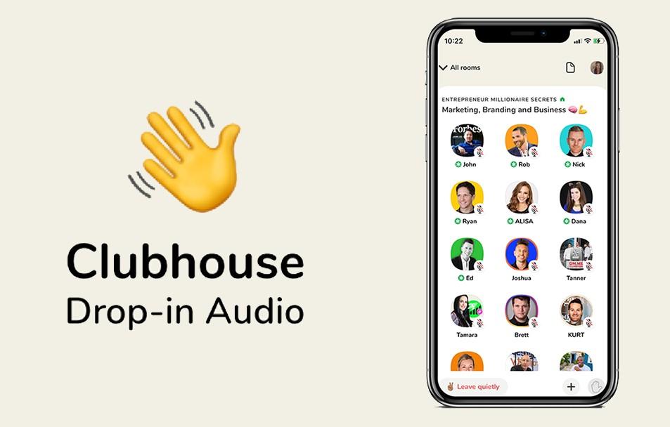 Bienvenidos a Clubhouse